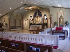 Sanctuary Angle View